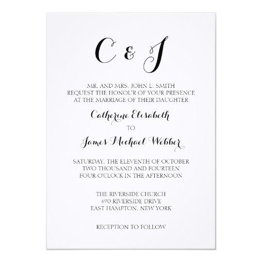 formal wedding invitation wording brides parents 256751826560091375