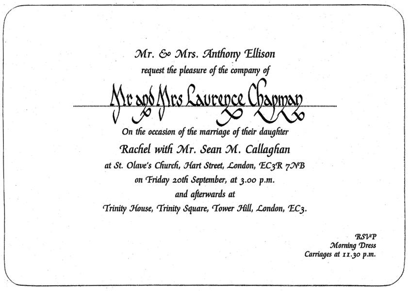 free wedding invitation wording