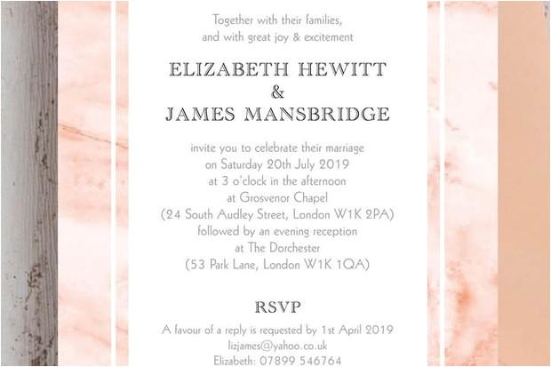 invite wording and etiquette