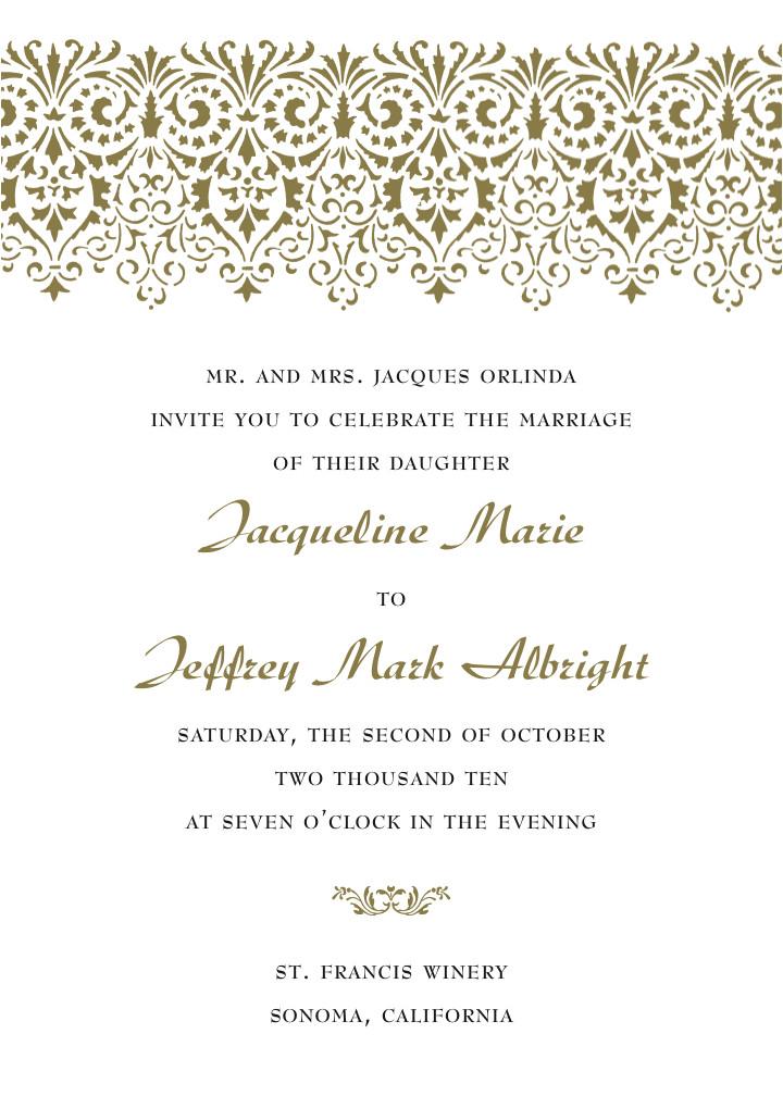 quotes for wedding invitations unique
