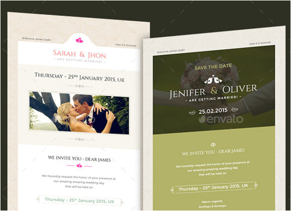 sample exceptional email invitation