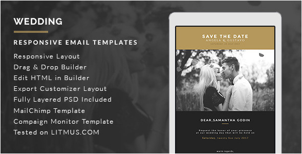 responsive email templates for business