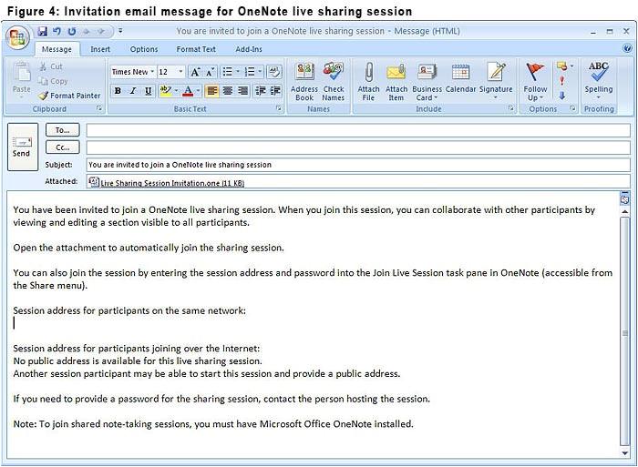 wedding invitation sample email