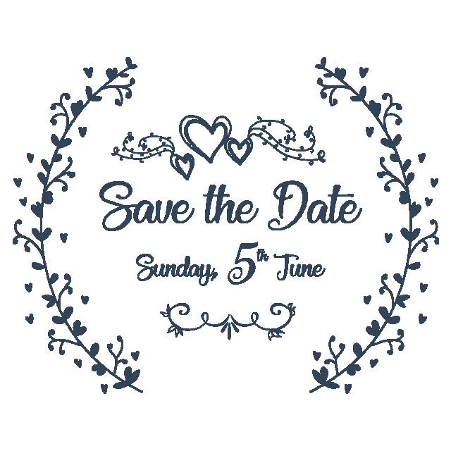 save the date wedding invitation ornaments 3559759