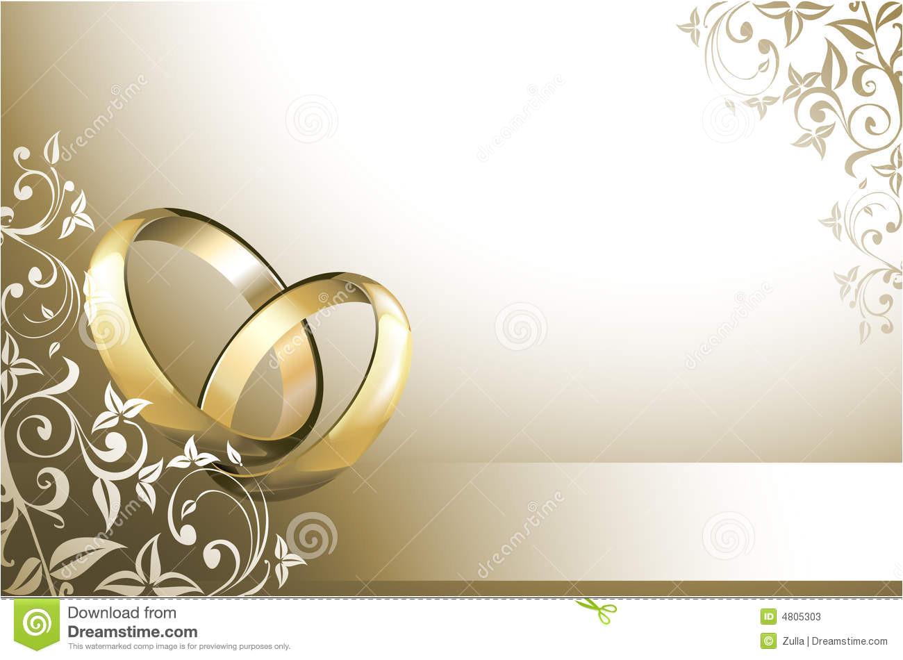 stock photos wedding card image4805303