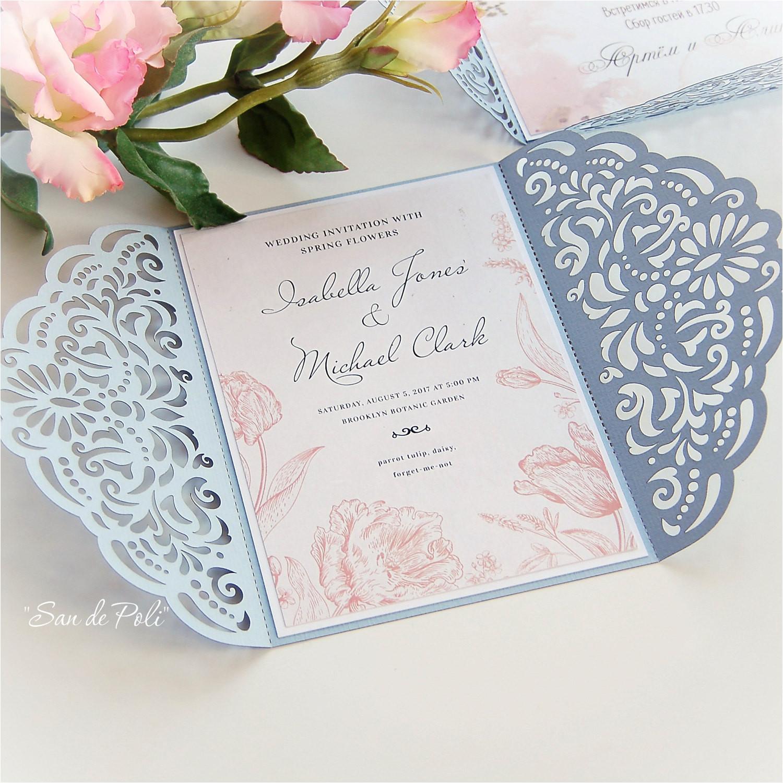 wedding invitation template filigree svg