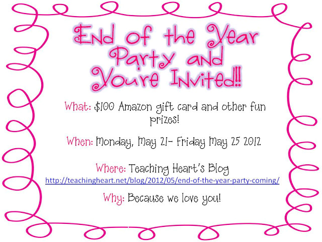 year end party invitation card