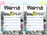10 Year Old Boy Birthday Party Invitation Wording 12 Year Old Birthday Party Invitation Ideas
