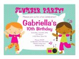 11th Birthday Party Invitations 11th Birthday Party Invitations Wording Drevio