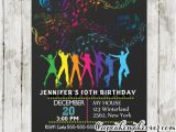 16 Year Old Birthday Party Invitations Birthday Invitations for 16 Year Old Boy