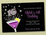 16th Birthday Party Invitations Templates Free Boys 16th Birthday Invitations