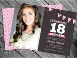 18 Birthday Invitation Sample 18th Birthday Invitation orderecigsjuice Info