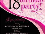 18th Birthday Invitation Sample 33 Best 18th Birthday Invitations Inspirations Images On
