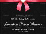 18th Birthday Invitation Templates Free Download Invitation Templates for 18th Birthday Party Fresh 18th