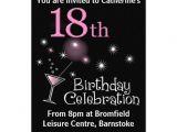 18th Birthday Party Invitations Free 18th Birthday Party Invitation 13 Cm X 18 Cm Invitation
