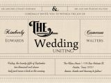 1920s Slang for Party Invitations Vintage Wedding Invitation Wording theme Ideas Retro