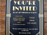 1920s Style Party Invitations 1000 Ideas About 1920s Party On Pinterest