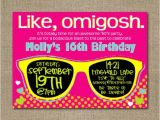 1980s Birthday Party Invitations Items Similar to Printable 1980 39 S themed Birthday Party