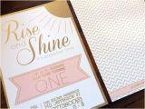 1st Birthday Brunch Invitations Best 25 First Birthday Brunch Ideas On Pinterest