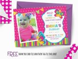 1st Birthday butterfly Invitation Wording butterfly Birthday Invitation First Birthday by