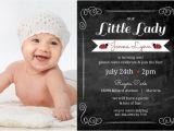 1st Birthday Invitation Frames Red Black Chalkboard Frame Ladybug 1st Birthday Invitation