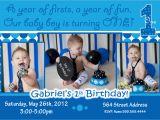 1st Birthday Invitation Ideas for A Boy Baby Boy 1st Birthday Invitations