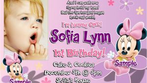1st Birthday Invitation Sample 1st Birthday Invitation Wording and Party Ideas Bagvania