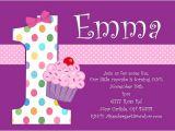 1st Birthday Invitation Sample First Birthday Invitation Wording and 1st Birthday
