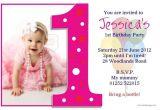1st Birthday Invitation Template Vector 1st Birthday Invitation Template Vector Cards Design