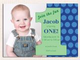 1st Birthday Invitations Templates with Photo Free First Birthday Invitations – Bagvania Free Printable