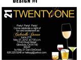 21st Birthday Invitations Male Free Printable 21st Birthday Invitations Templates 21st