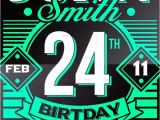 24th Birthday Invitations 52 Birthday Invitation Designs & Examples Psd Ai