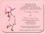 2nd Baby Girl Shower Invitations Silhouette Baby Shower or Sprinkle for 2nd or 3rd Child