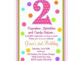 2nd Birthday Invitation Quotes 2nd Birthday Invitation Wording Party Ideas Pinterest