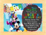 2nd Birthday Invitation Wording Mickey Mouse Mickey Mouse Clubhouse Invitation Wording Mickey Mouse
