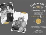 30 Wedding Anniversary Invitations 1000 Images About 30th Wedding Anniversary Ideas On