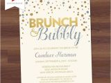 30th Birthday Brunch Invitations 17 Best Images About Brunch and Bubbly Bridal Shower On
