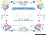 30th Birthday Invitation Templates Free Download Download Free 30th Birthday Invitations Templates for Him