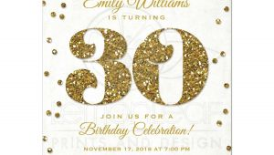 30th Birthday Invitations Templates Free 30th Birthday Invitations Templates Free Printable