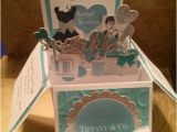 3d Quinceanera Invitations 10 3d Card In A Box Tiffany Sweet 16 Quinceanera Birthday