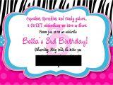 3rd Birthday Invitation Wording 3rd Birthday Invitation Wording – Gangcraft