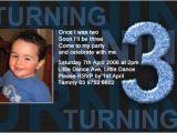 3rd Birthday Invitation Wording Boy Boys 3rd Birthday Party Invitations