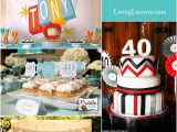 40th Birthday Female Party Ideas 10 Amazing 40th Birthday Party Ideas for Men and Women