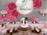 40th Birthday Female Party Ideas 40th Birthday Party Ideas for Women Weddinggym