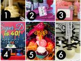 40th Birthday Female Party Ideas the 12 Best 40th Birthday themes for Women