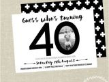 40th Birthday Invitation Wording for Man Best 25 40th Birthday Invitations Ideas On Pinterest