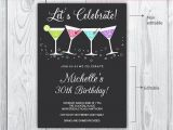 40th Birthday Invitations Female 1000 Ideas About 30th Birthday Invitations On Pinterest
