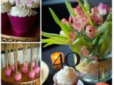 40th Birthday Party Female Best 25 40th Birthday Party themes Ideas On Pinterest