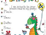 4th Birthday Party Invitations Boy Object Moved