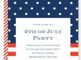 4th Of July Birthday Party Invites 7 Best 4th Of July Party Invitations Images On Pinterest